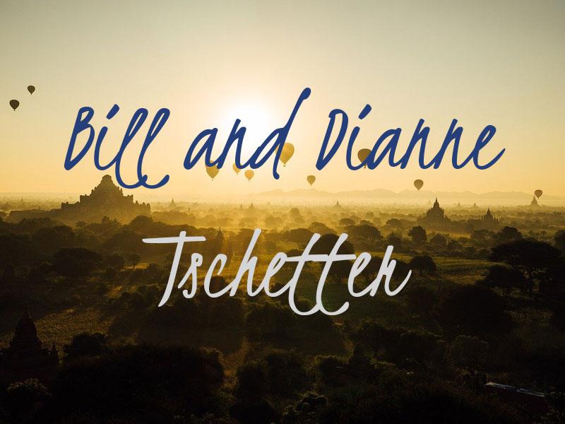 Bill & Dianne Tschetter Logo