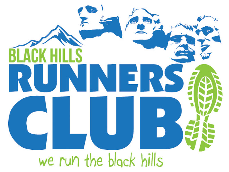 Black Hills Runners Club Logo