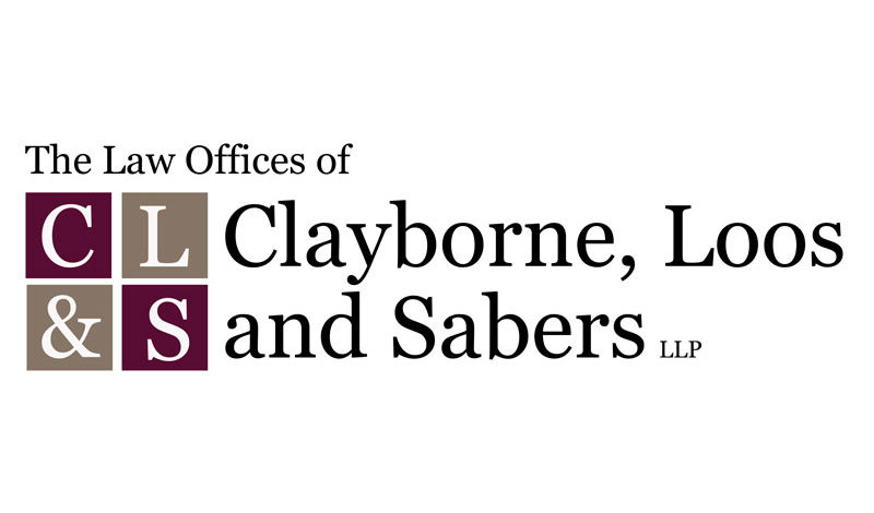 Clayborne Loos and Sabers Logo