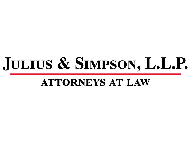 Julius & Simpson LLP Logo