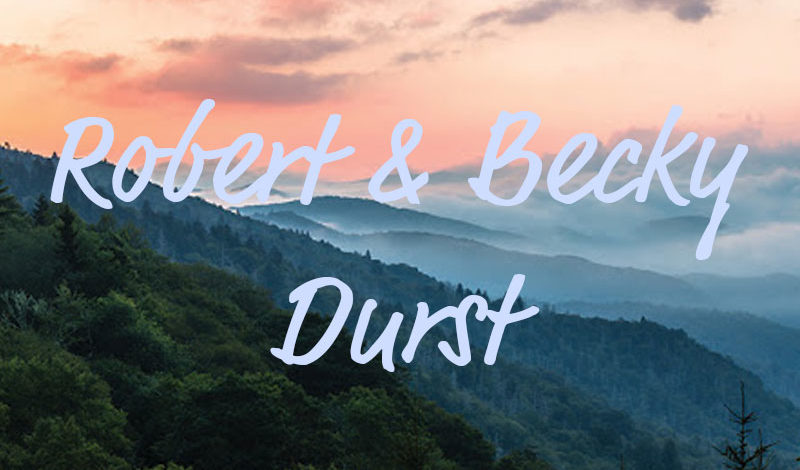 Robert & Becky Durst Logo