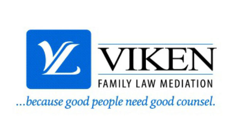Viken Famliy Law Mediation Logo