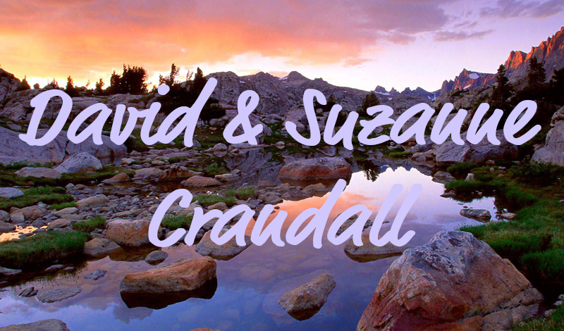 david and suzanne crandall