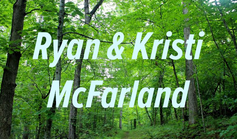 ryan & kristi mcfarland