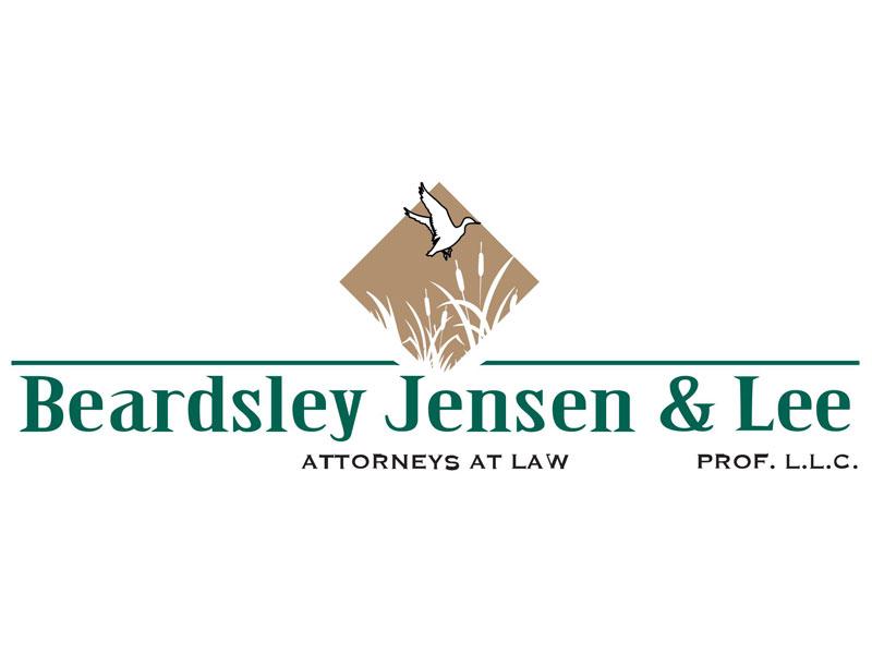 Beardsley, Jensen, and Lee Logo