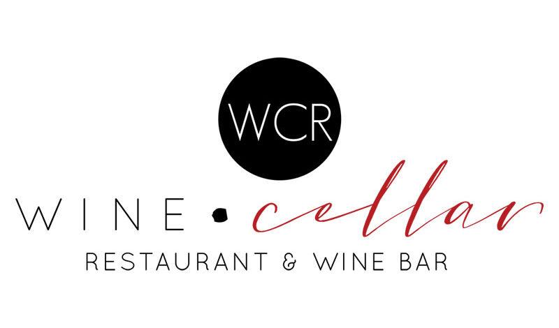wine cellar restaurant rapid city logo