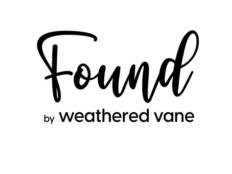 weathered vane
